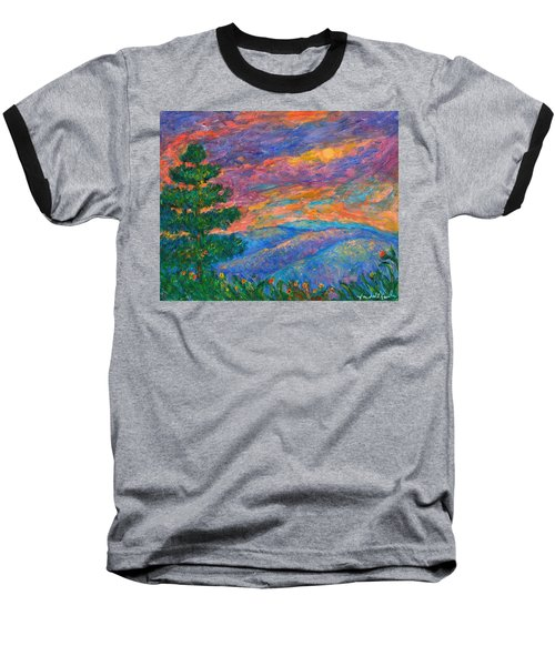 Blue Ridge Jewels Baseball T-Shirt