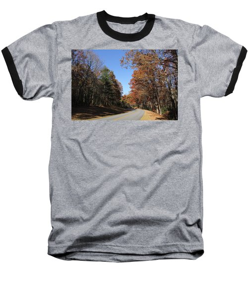 Blue Ridge Parkway Baseball T-Shirt