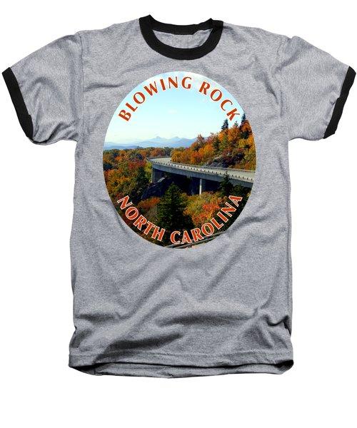 Blue Ridge Parkway T-shirt Baseball T-Shirt