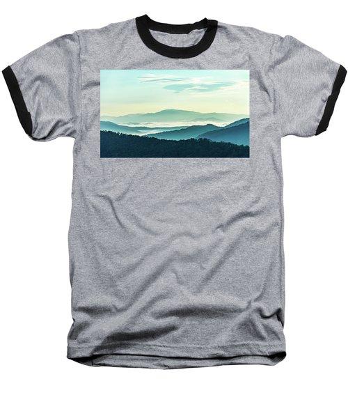 Blue Ridge Pastel Baseball T-Shirt