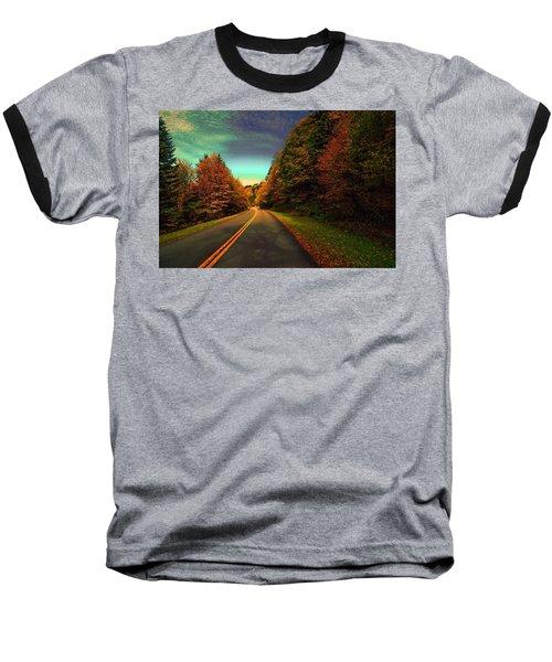 Blue Ridge Pkwy Baseball T-Shirt