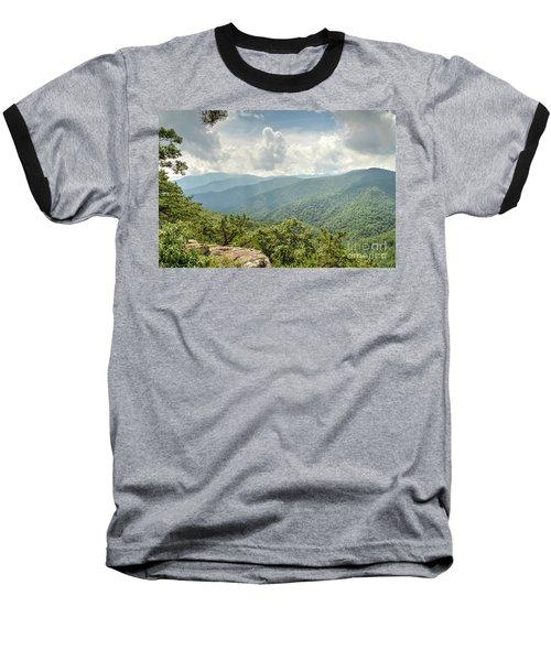 Blue Ridge View Baseball T-Shirt