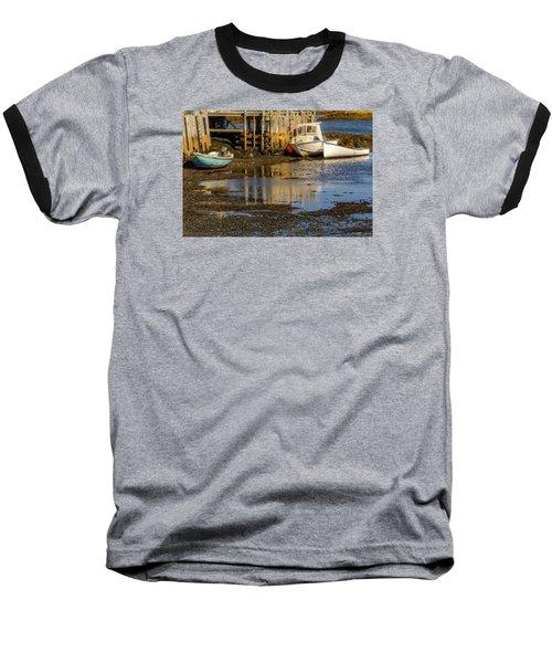 Blue Rocks, Nova Scotia Baseball T-Shirt by Ken Morris
