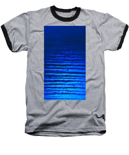 Blue Sea Dream Baseball T-Shirt