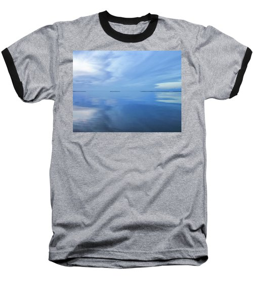 Blue Serenity Baseball T-Shirt