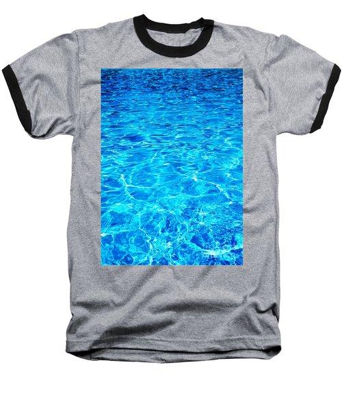 Blue Shadow Baseball T-Shirt