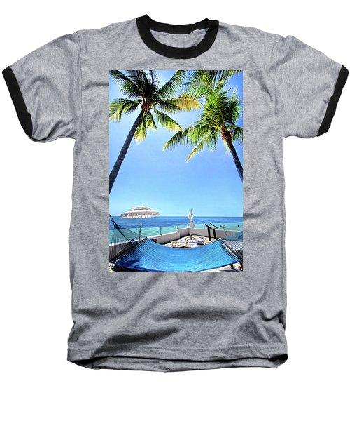 Baseball T-Shirt featuring the photograph Blue Sky Breezes by Phil Koch