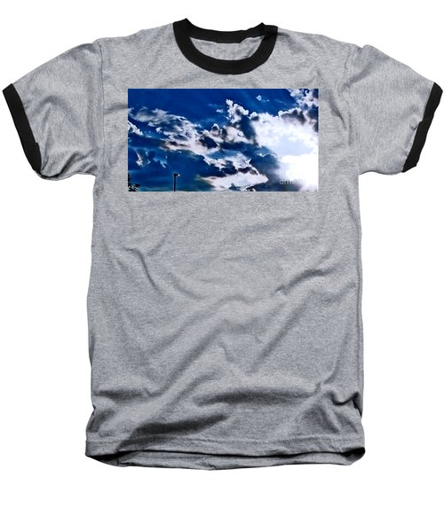 Blue Sky Baseball T-Shirt