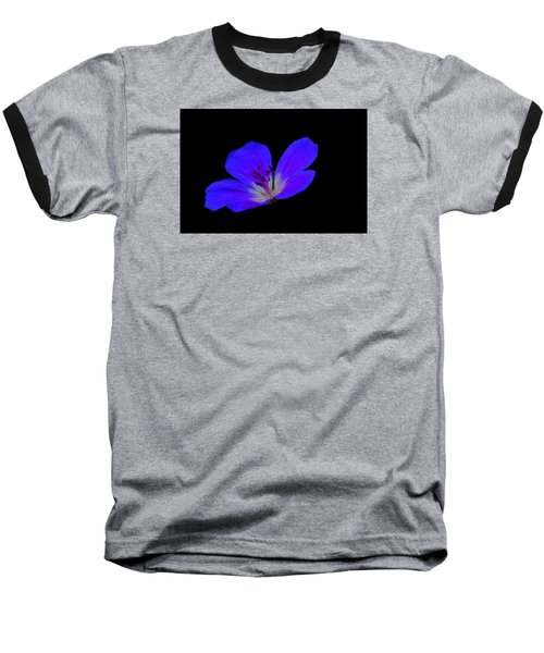 Blue Stamen Baseball T-Shirt