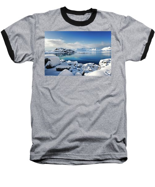 Blue Sunday Baseball T-Shirt