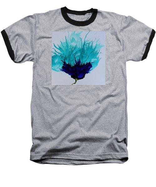 Blue Thistle Baseball T-Shirt