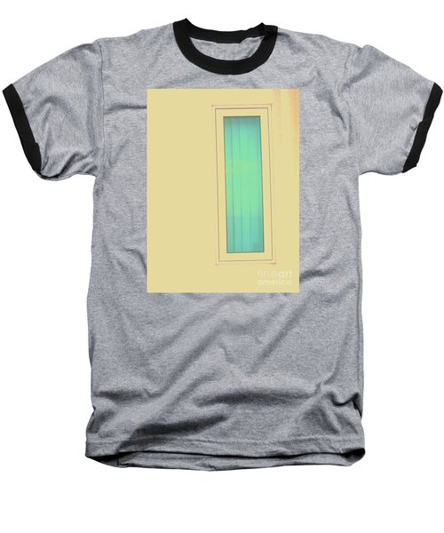 Baseball T-Shirt featuring the photograph Blue  by Vanessa Palomino