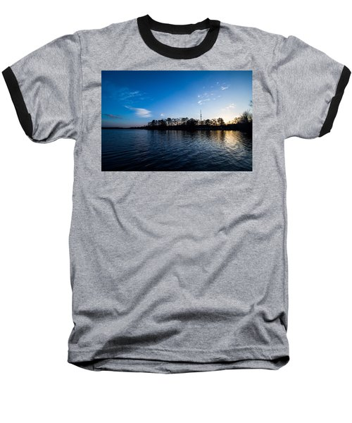 Blue Water Baseball T-Shirt