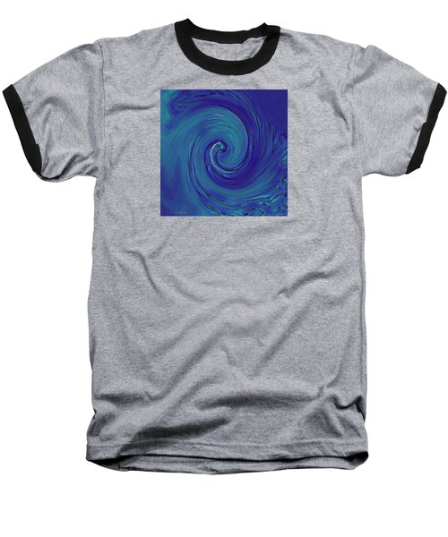 Blue Wave Baseball T-Shirt