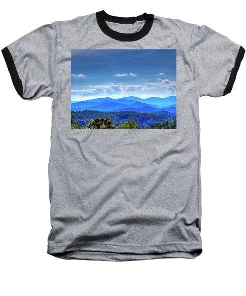 Blue Waves Baseball T-Shirt