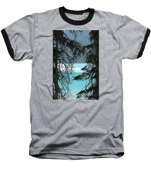 Baseball T-Shirt featuring the photograph Blue Whisper by Al Fritz