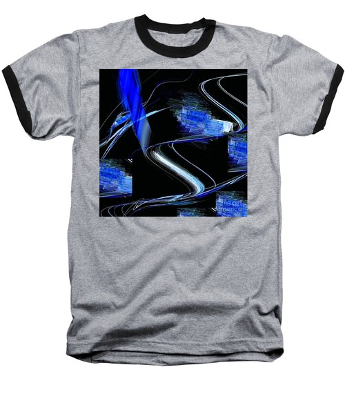 Blue1 Baseball T-Shirt