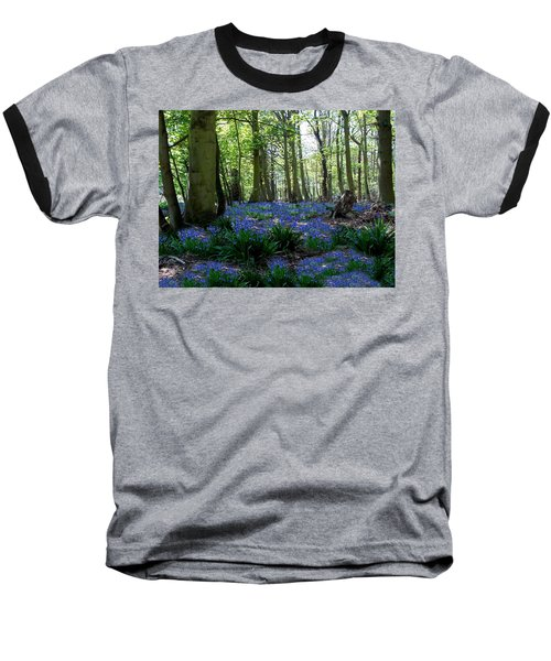 Bluebell Woods Baseball T-Shirt