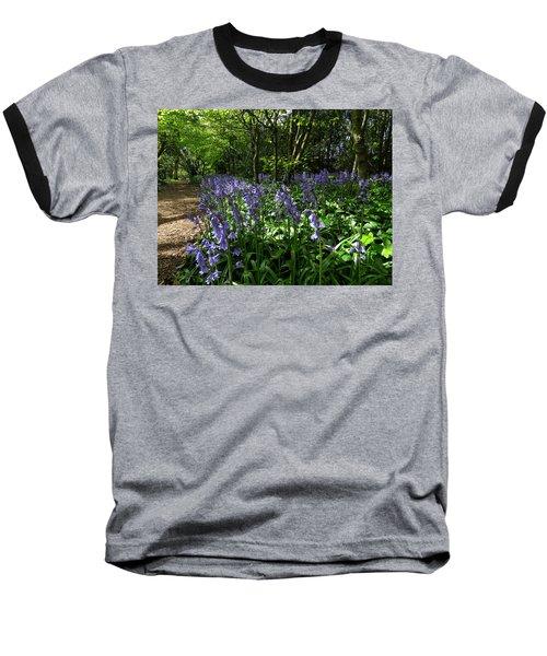 Bluebells3 Baseball T-Shirt