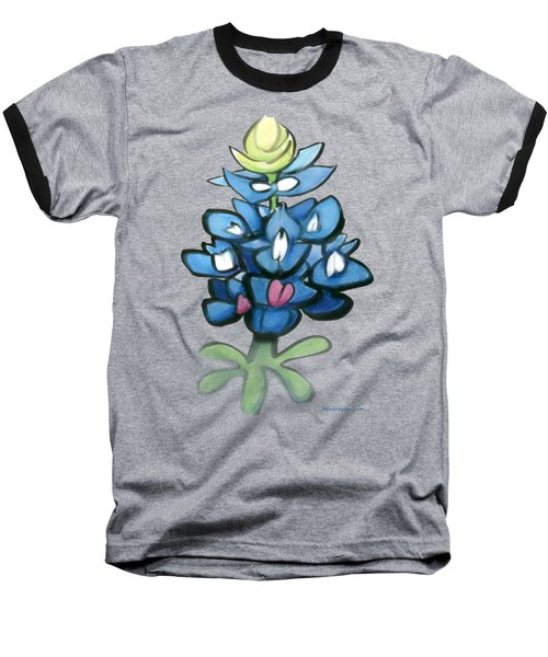 Bluebonnet Baseball T-Shirt