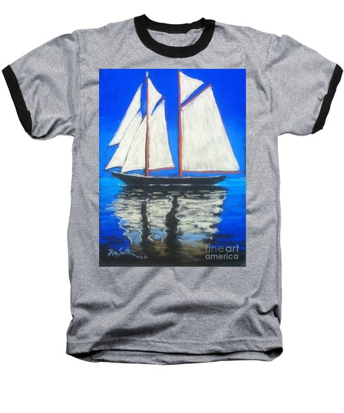 Bluenose 2 Baseball T-Shirt