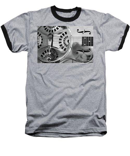 Blues Ala Carte Baseball T-Shirt