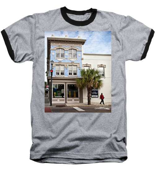 Bluesteins Menswear Charleston Sc  -7434 Baseball T-Shirt