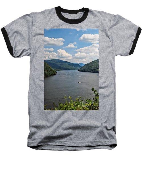 Bluestone Lake - Hinton West Virginia Baseball T-Shirt