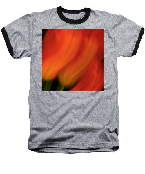 Blur De Lis Baseball T-Shirt