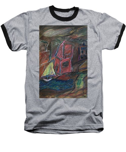 Bluster Baseball T-Shirt