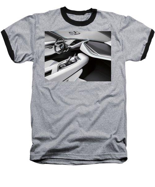 Bmw I8 Baseball T-Shirt