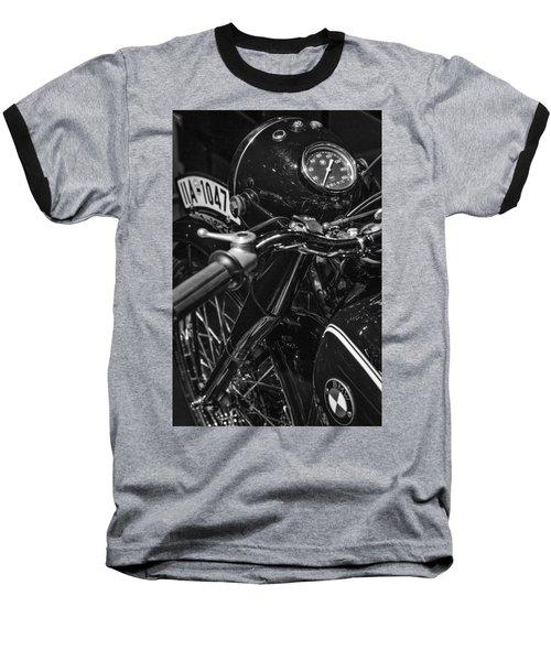 Bmw R5 Baseball T-Shirt