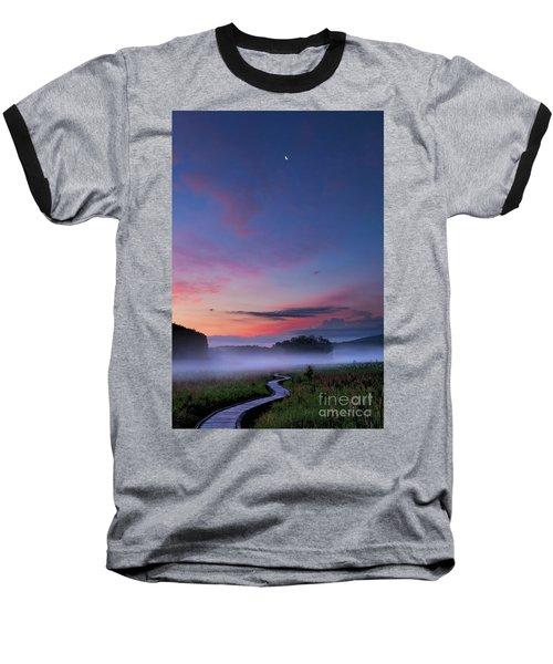 Boardwalk Baseball T-Shirt by Nicki McManus