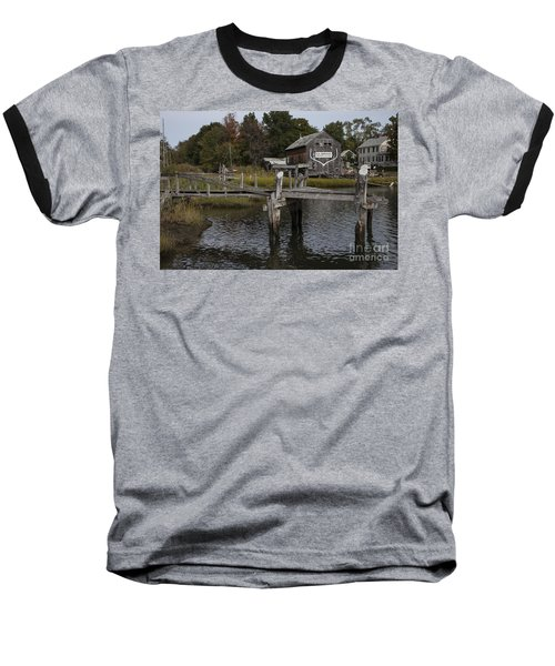 Boat House Baseball T-Shirt