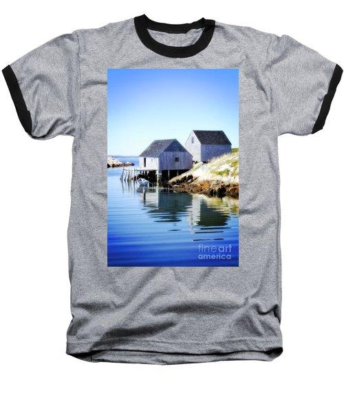 Boat Houses Baseball T-Shirt