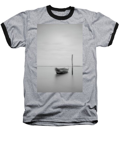 Baseball T-Shirt featuring the photograph Boat On A Stick by Bruno Rosa