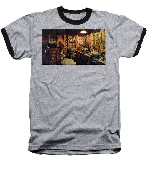 Boat Repair Shop Baseball T-Shirt