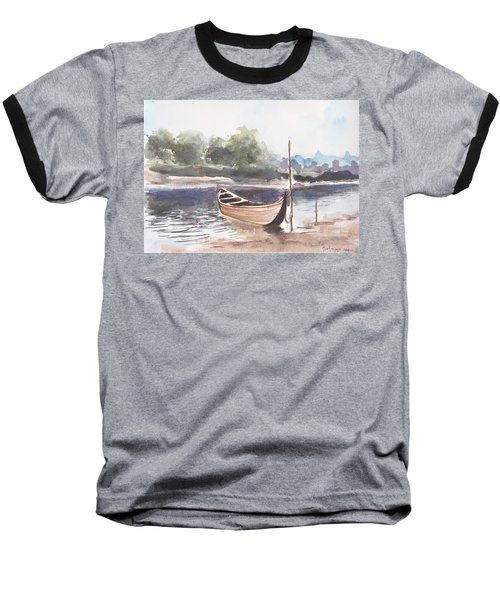 Boat Ride Baseball T-Shirt