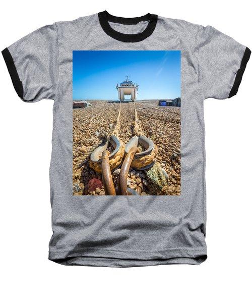 Boat Ropes. Baseball T-Shirt