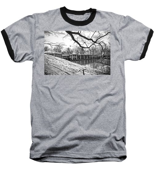 Boathouse Central Park Baseball T-Shirt