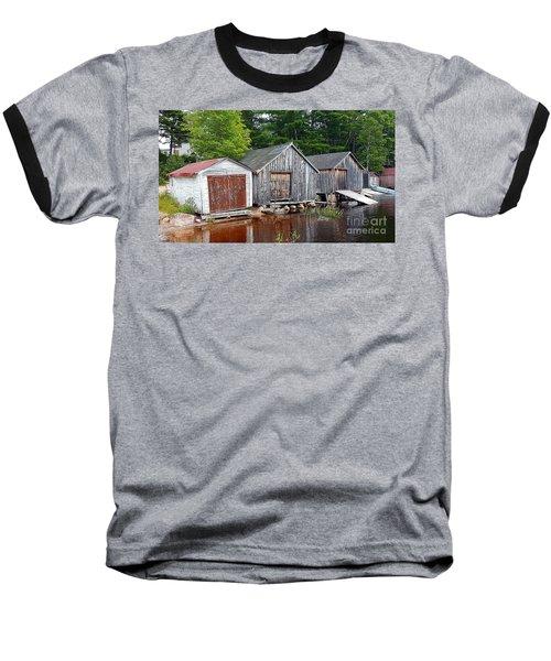 Boathouses - Mcadam Nb Baseball T-Shirt