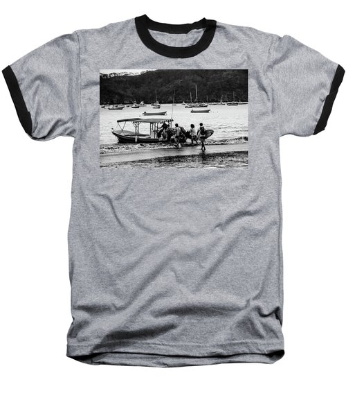 Boats And Boards  Baseball T-Shirt