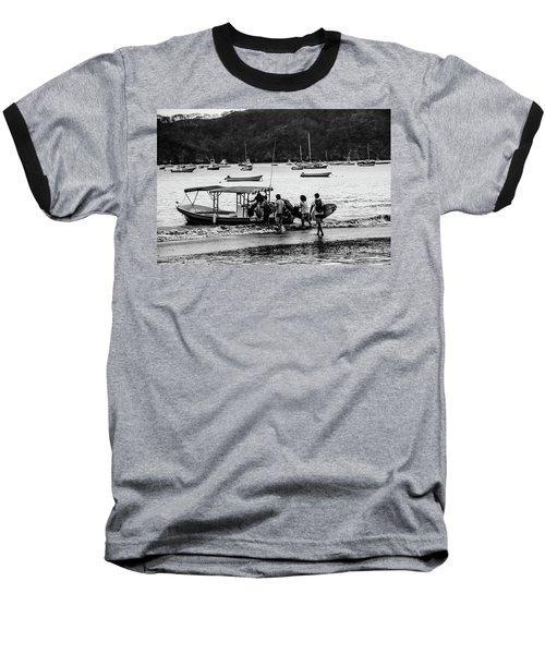 Boats And Boards  Baseball T-Shirt