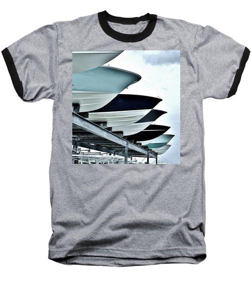 Boatyard, Tiki 52 Baseball T-Shirt