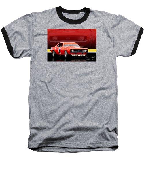 Bob Jane Camaro Baseball T-Shirt