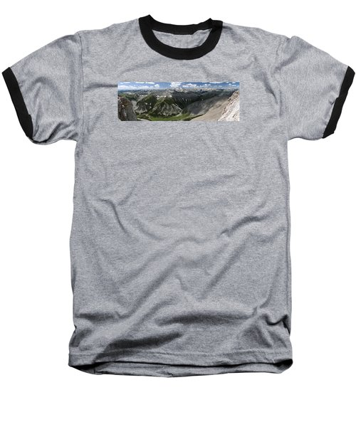Bob Marshall Wilderness Baseball T-Shirt
