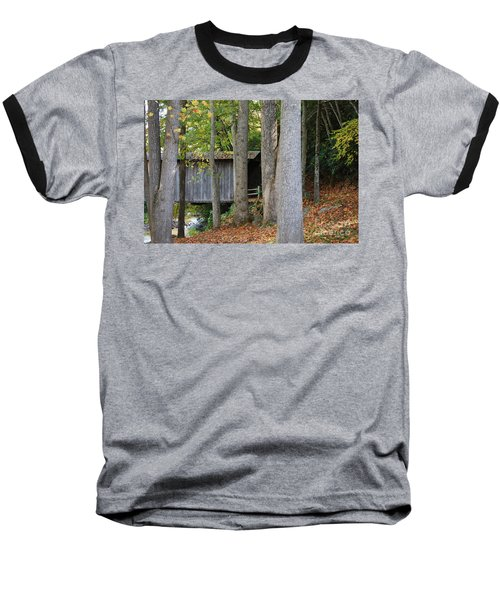 Baseball T-Shirt featuring the photograph Bob White by Eric Liller