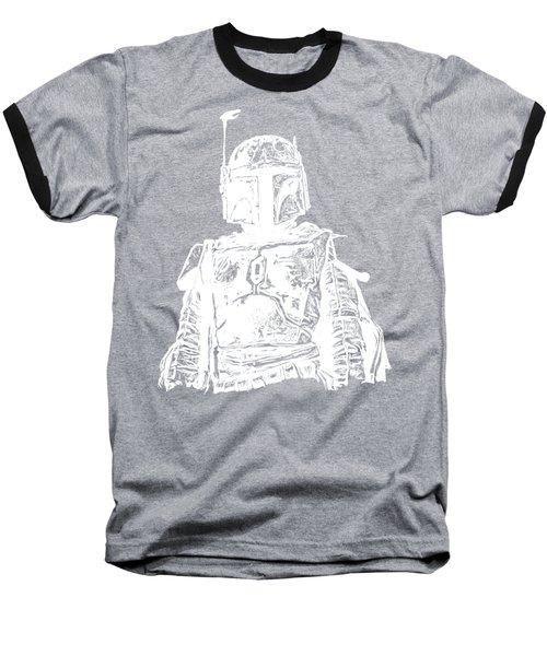 Boba Fett Tee Baseball T-Shirt