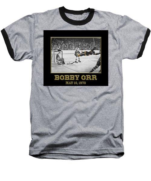 Bobby Orr 6 Baseball T-Shirt