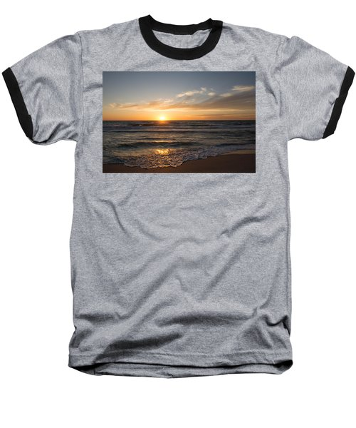 Boca Grande Sunset Baseball T-Shirt